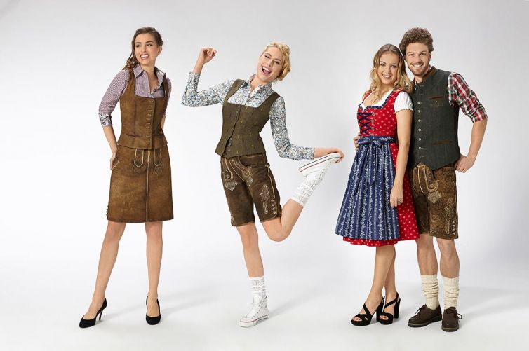 trachten huber lederhosen dirndl trachten bei huber in. Black Bedroom Furniture Sets. Home Design Ideas